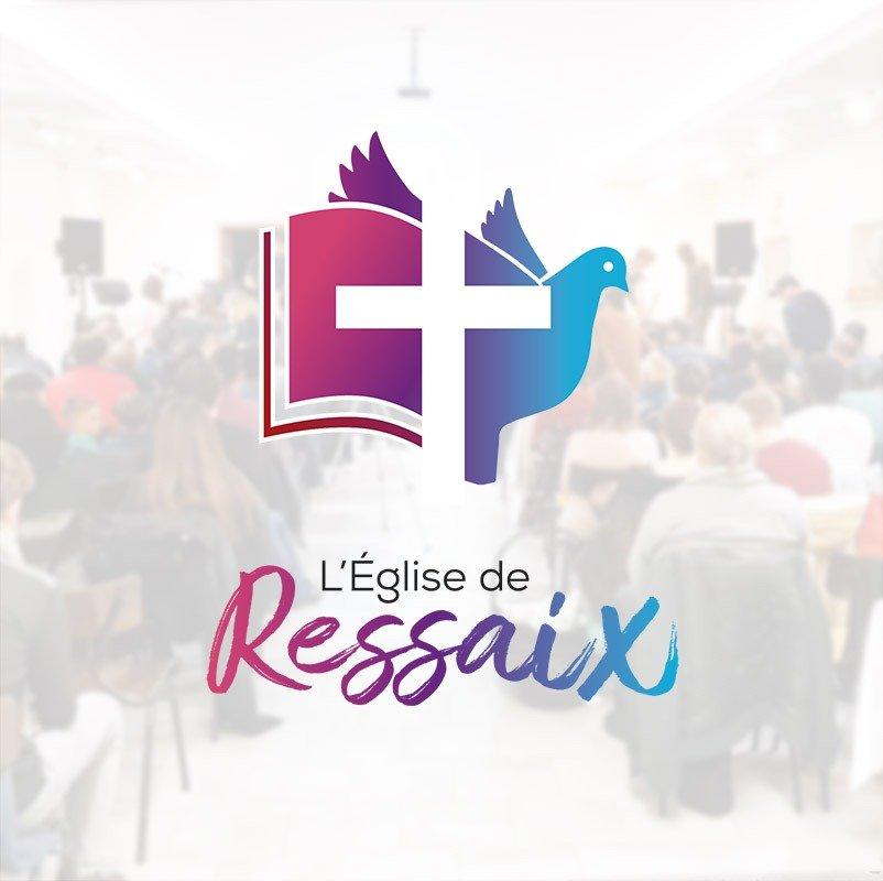 Découvrir l'église de Ressaix